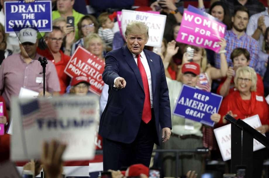 Watch: President Trump Destroys Blumenthal in Tenn. Speech
